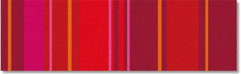 Remember běhoun na stůl Red Stripes
