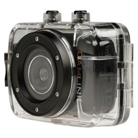 """Akční HD kamera Camlink CL-AC10 - 720p s 2"""" dotykovým displejem"""