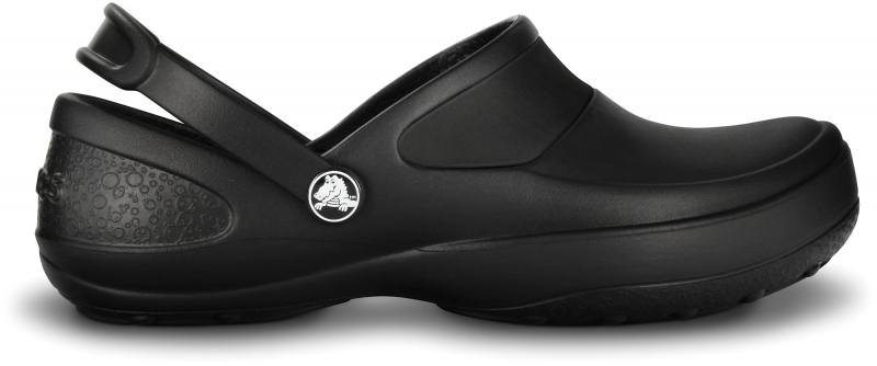 Crocs Mercy Work - Black/Black, W9 (39-40)