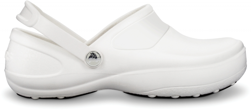 Crocs Mercy Work - White/White, W6 (36-37)