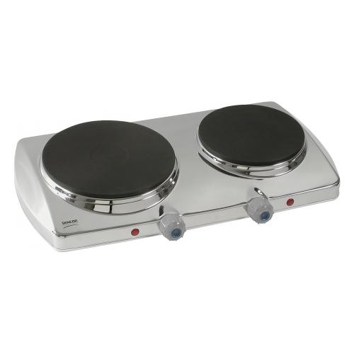 Elektrický dvouplotýnkový vařič Sencor SCP 2251