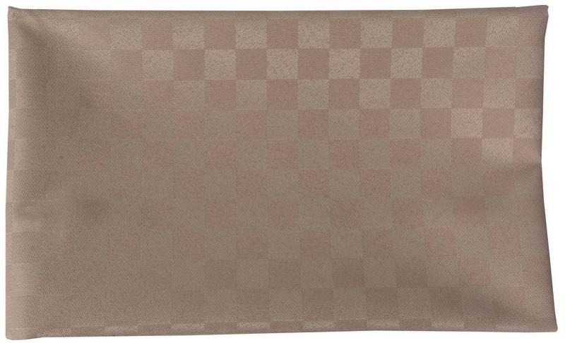 Ubrus Doppler 846 s impregnací proti špíně 140 x 50 cm - Greige 846