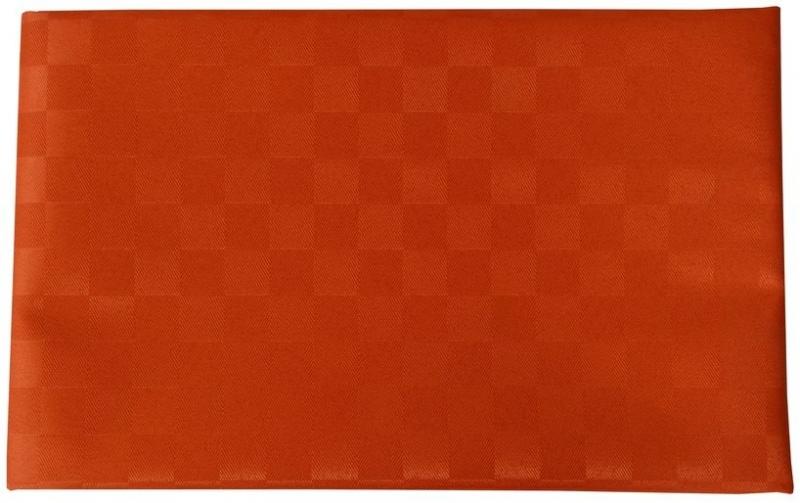 Ubrus Doppler 831 s impregnací proti špíně 140 x 50 cm - Terakota 831