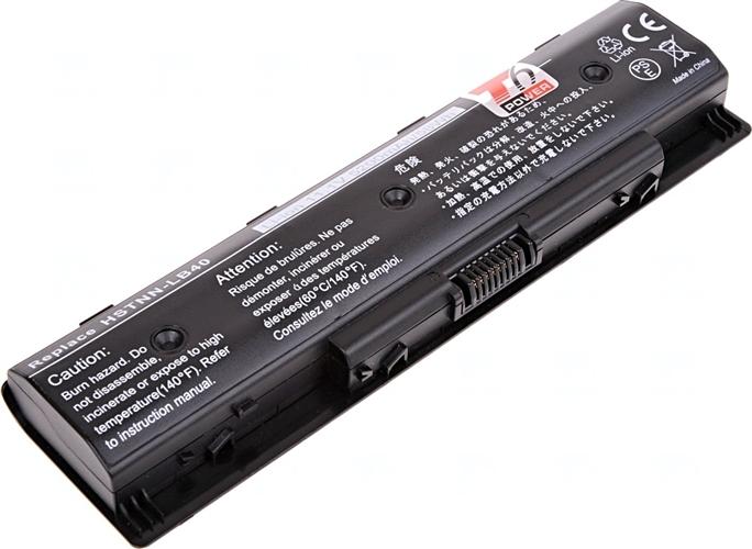 Baterie T6 power 710416-001, 710417-001, H6L38AA, PI06, H6L38AA#ABB, PI06XL, HSTNN-DB4N, HSTNN-LB4N, HSTNN-YB4N, HSTNN-LB40
