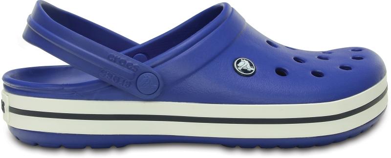 Crocs Crocband - Cerulean Blue/Navy, M5/W7 (37-38)