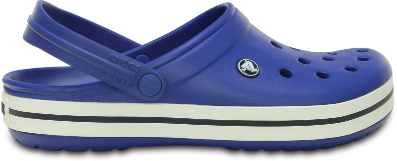 Crocs Crocband - Cerulean Blue/Navy, M12 (46-47)