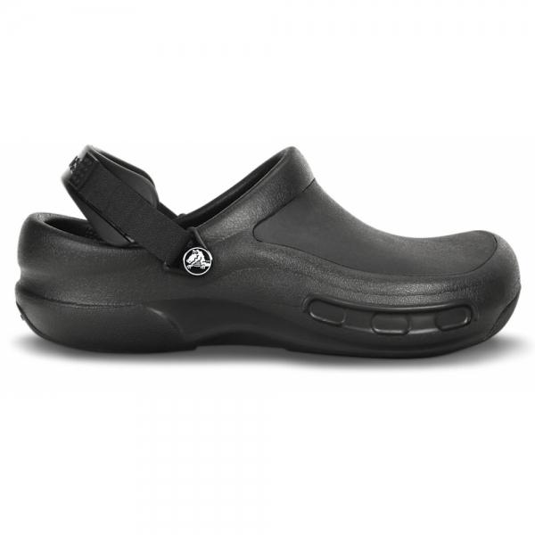 Crocs Bistro Pro Clog - Black, M6/W8 (38-39)