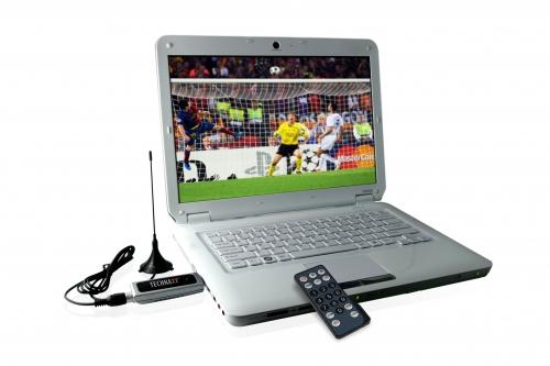 Externí USB tuner Technaxx - DVB-T přijímač, HDTV, MPEG2/MPEG4, H.264 (DVB S4) 1669