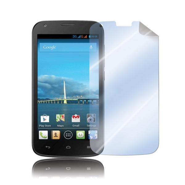 Prémiová ochranná fólie Celly pro Huawei Ascend Y600, lesklá, 2ks SBF447