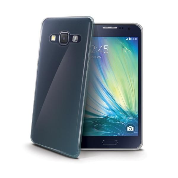 Silikonový obal Celly Gelskin pro Samsung Galaxy A3, čirý GELSKIN452