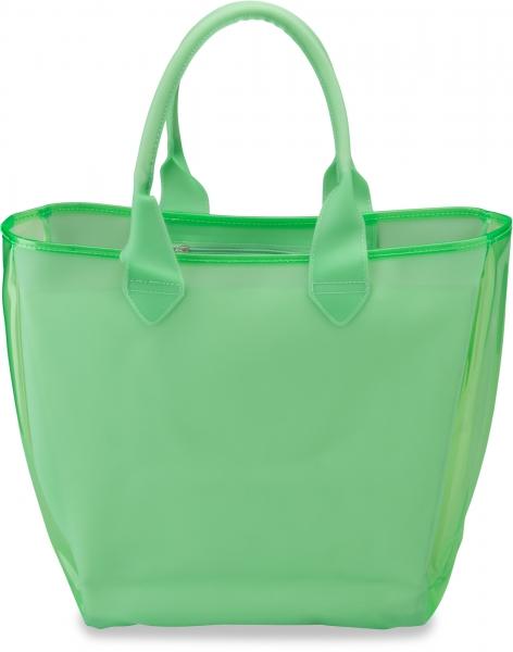 Crocs Classic Translucent Tote - Green