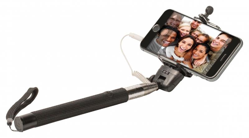 Teleskopická selfie tyč se spouští König KNSMP20 pro smartphone