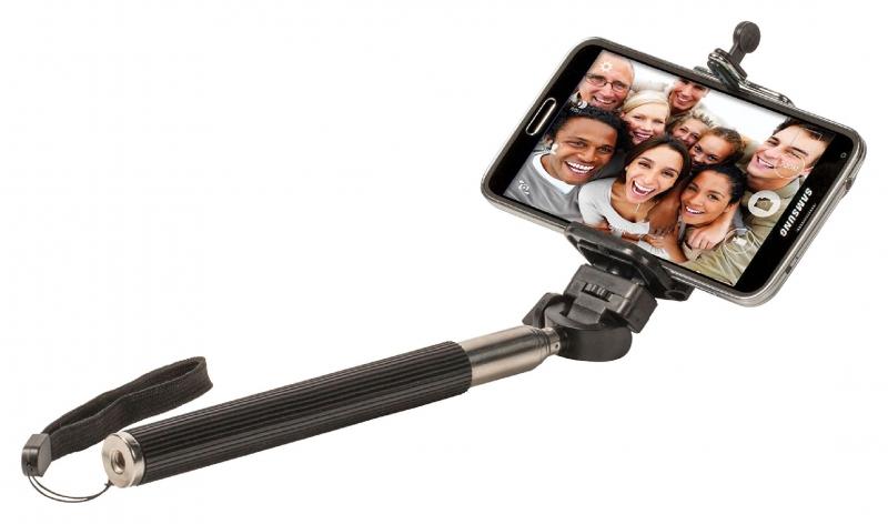Selfie tyč König KN-SMP10 pro fotoaparáty a smartphone