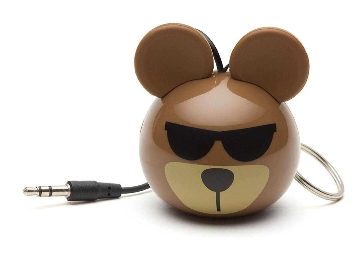 Přenosný reproduktor KitSound Mini Buddy Bear KSNMBBEAR