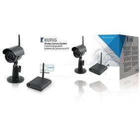 Bezdrátový kamerový systém 5,8 GHz (SAS-TRANS40)