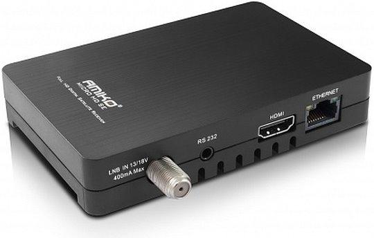 AMIKO DVB-S2 přijímač Micro HD SE CX LAN PVR 5999883020906