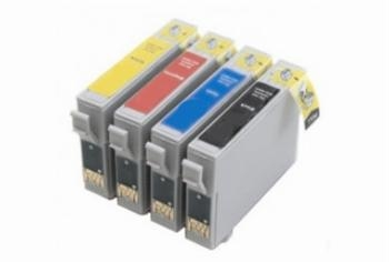 Barevné inkoustové kazety Nej-print CMYK Pack kompatibilní s Epson T0715 - Alternativní 8594030126011