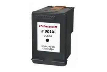 Černá inkoustová kazeta Nej-print kompatibilní s HP 901 XL (HP901XL, HP-901 XL, CC654) - Alternativní 8594030123911