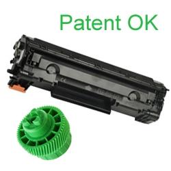 Černá tonerová kazeta Nej-print kompatibilní s HP CB435A (HP 35A) / Canon CRG-712 - Alternativní 9990000246519