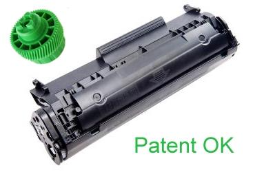Černá tonerová kazeta Nej-print kompatibilní s HP Q2612A (HP 12A) / Canon FX-10 - Alternativní 9990000246502
