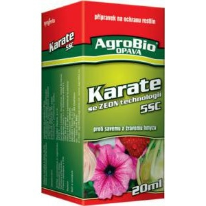 Karate Zeon 5 SC - 20 ml