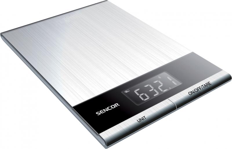 Digitální kuchyňská váha Sencor SKS 5305