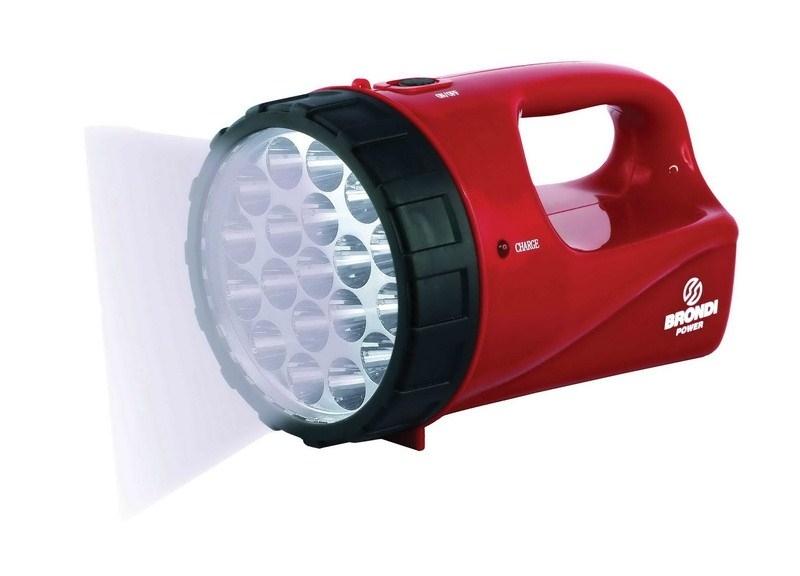 Brondi nabíjecí přenosná LED svítilna LP-500
