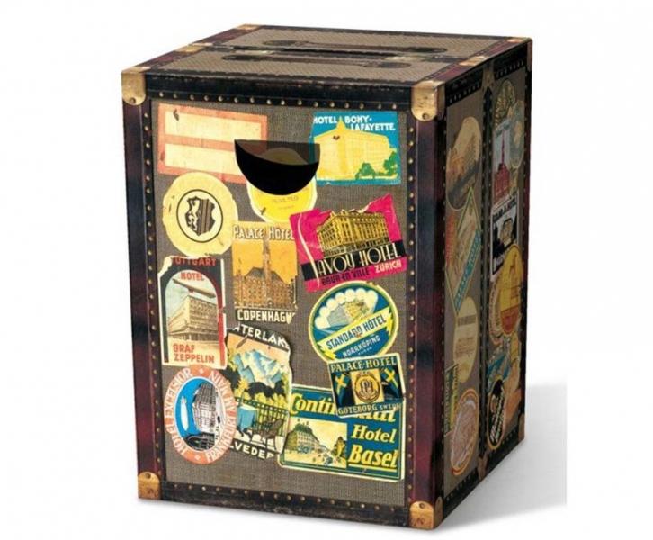 Remember skládací stůl / stolička Globetrotter z tvrdého papíru