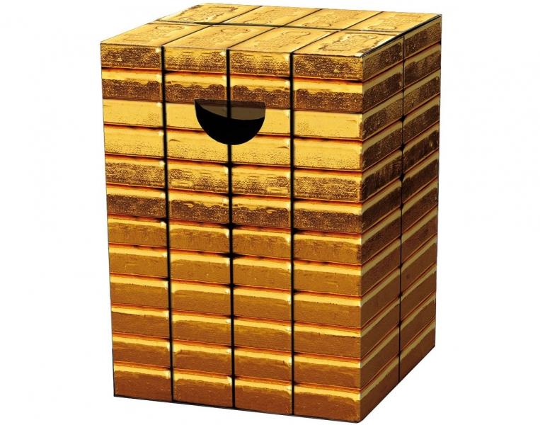 Remember skládací stůl / stolička Ruhesitz z tvrdého papíru