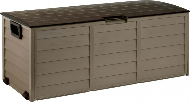 Úložný zahradní box na potahy Fieldmann FDD 1002B s kolečky