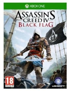 XONE - Assassin's Creed: Black Flag 3307215730614