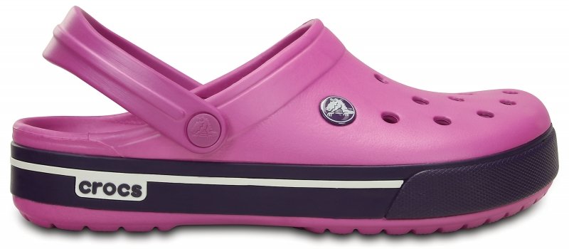 Crocs Crocband II.5 Wild Orchid/Royal Purple, M5/W7 (37-38)