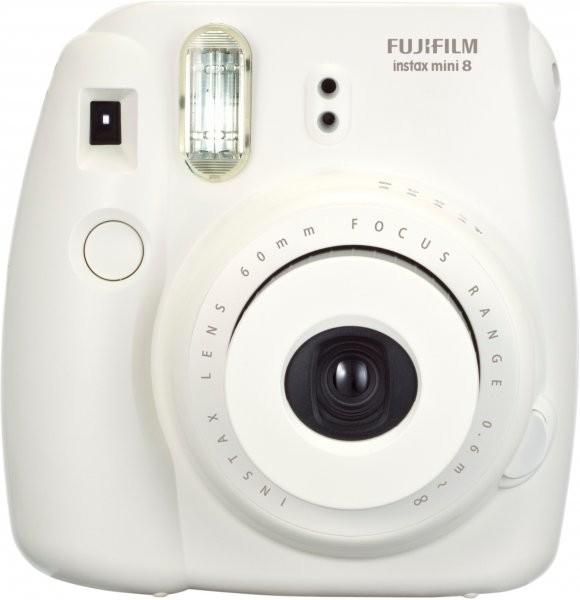 Fotoaparát Fujifilm Instax Mini 8S Instant Camera White 16273142