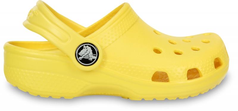 Crocs Classic Kids - Sunshine, M3/W5 (34-35)