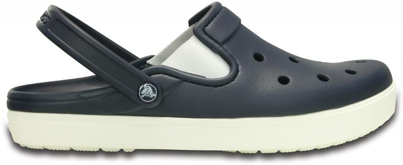 Crocs CitiLane Clog - Navy/White, M11 (45-46)