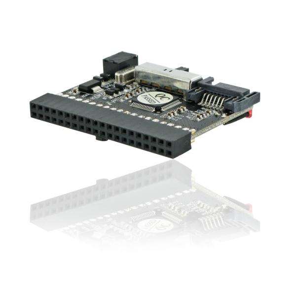 4World Převodník IDE-SATA obousměrný 05340