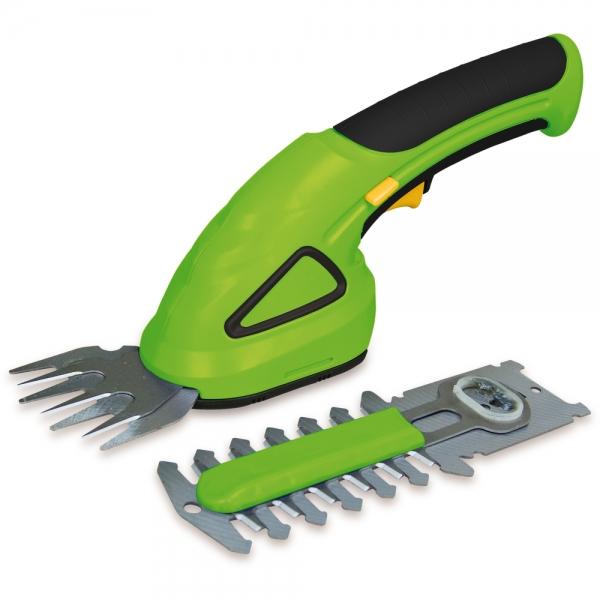 Akumulátorové nůžky na trávu a keře Fieldmann FZN 4000-A