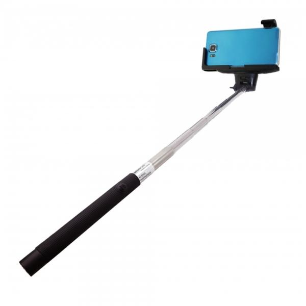 Bluetooth selfie tyč Fontastic SelfieboomBT pro telefony a fotoaparáty 238611-7