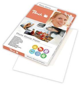 Papír Peach Photo Glossy Paper PIP100-06, A4, 240g/m2, 50ks 313619