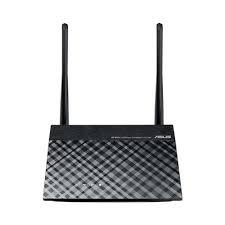 Trhák ASUS RT-N12PLUS N300 router/AP/rep,2xod5dBi RT-N12PLUS