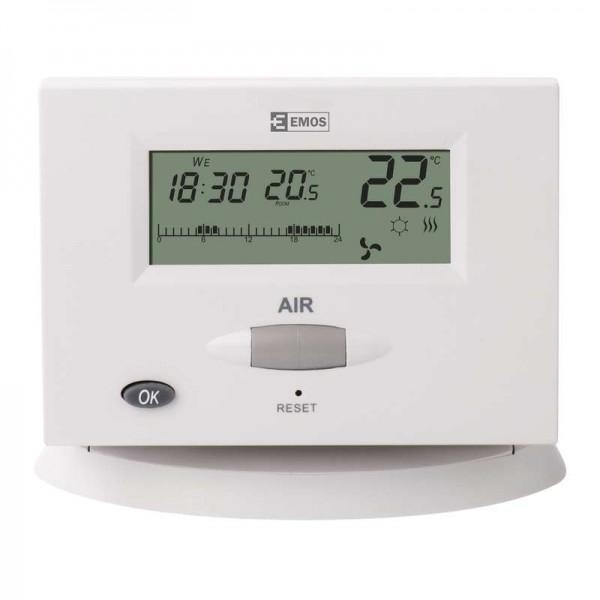 Pokojový bezdrátový termostat EMOS T13RF P5613