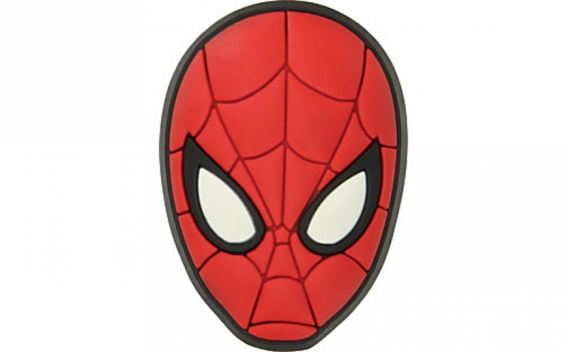 Crocs ozdoba Jibbitz Spiderman Mask