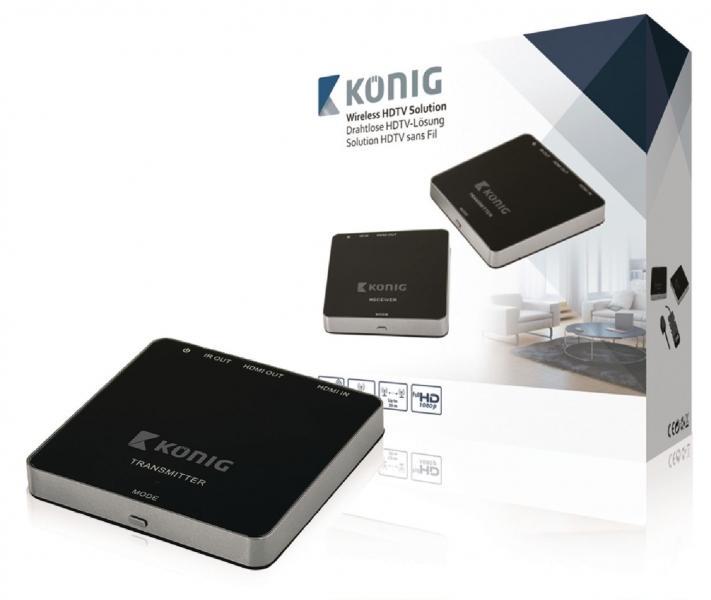 5 GHz Bezdrátový HDMI Transmitter 1080p / 3D - Rozsah 30 m
