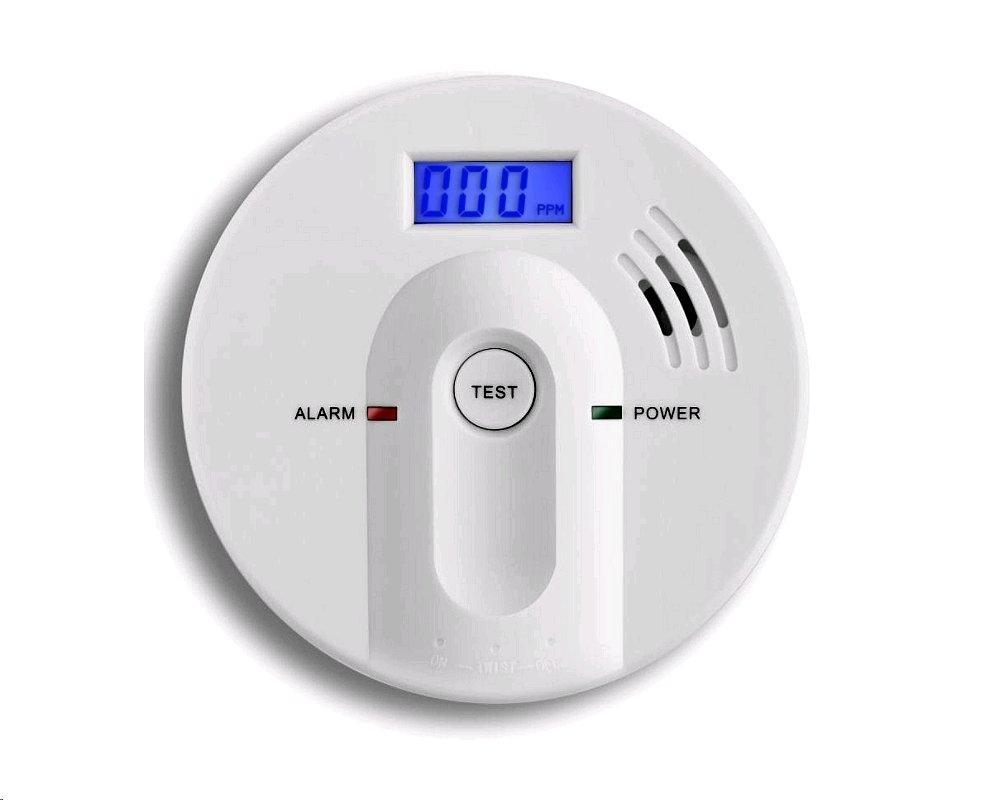 Detektor oxidu uhelnatého s alarmem ALARM CO-603