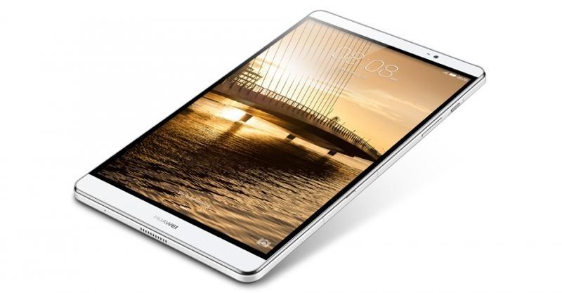 HUAWEI Tablet MediaPad M2 8.0 Silver 16GB WiFi TA-M280W16SOM