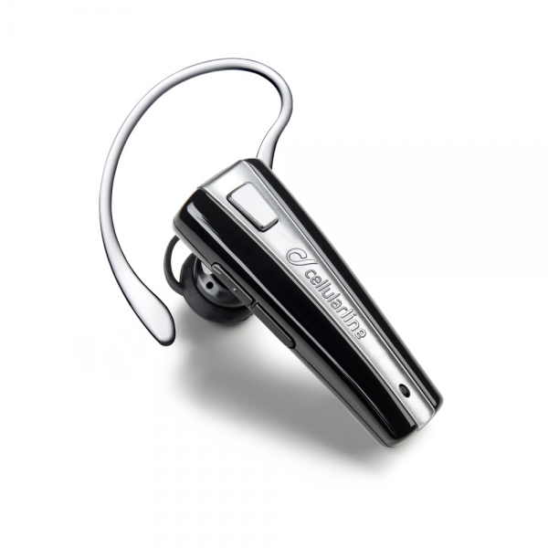 Headset CellularLine ESSENTIAL, BT v3.0, microUSB, 9g, černý BTC7