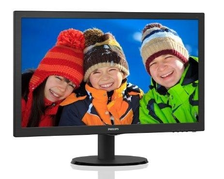 "22"" LED Philips 223V5LHSB2- FHD,HDMI 223V5LHSB2/00"