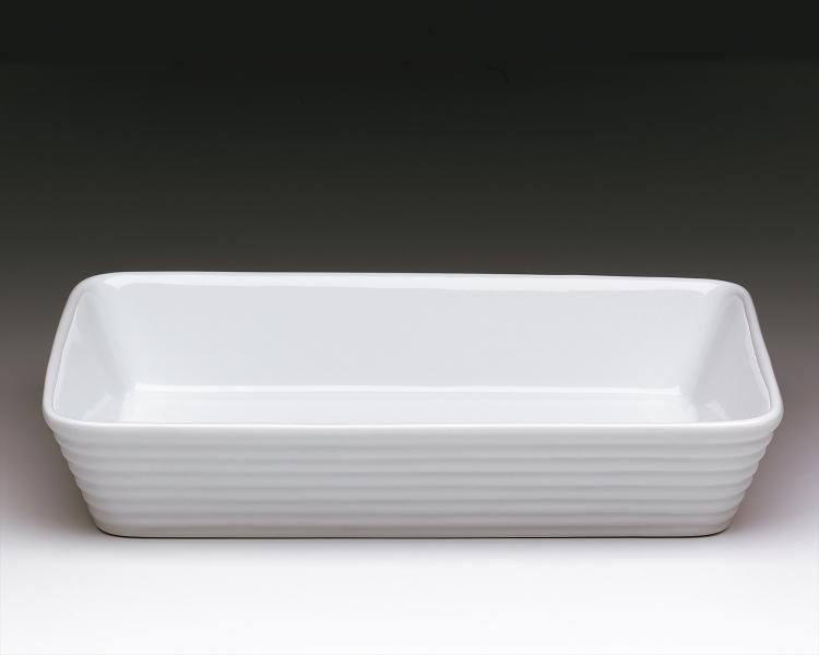 Küchenprofi Burgund hranatá forma na nákyp, 20 x 12 cm