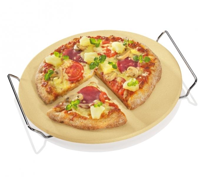 Küchenprofi kulatý kámen na pečení pizzy, 30 cm