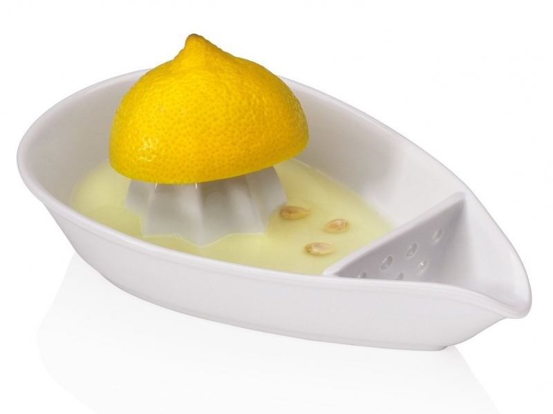 Küchenprofi porcelánový lis na citrón
